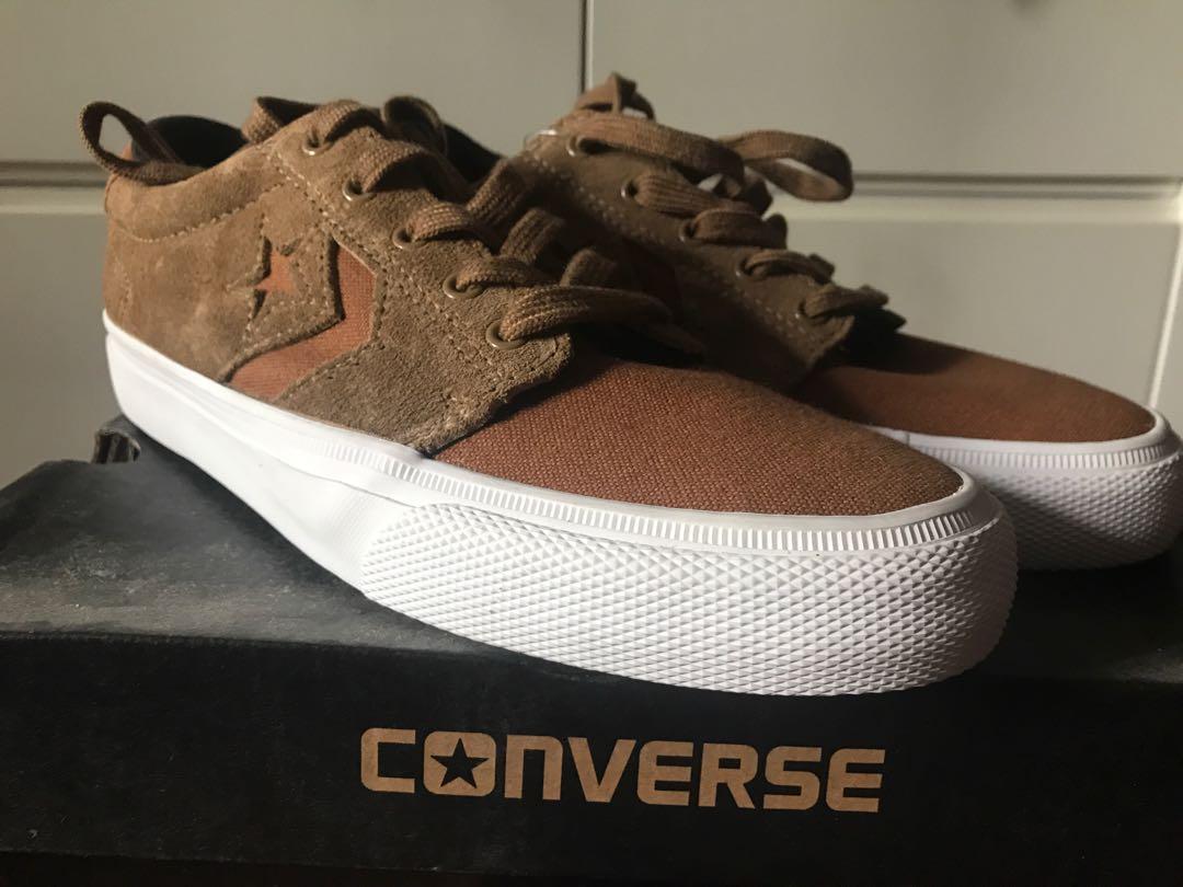 BNIB Converse Courtlandt Canvas Ox Sneakers 31f13c1a6c