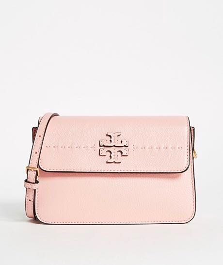f6dd3756d343 BNWT Tory Burch - McGraw Cross Body Bag