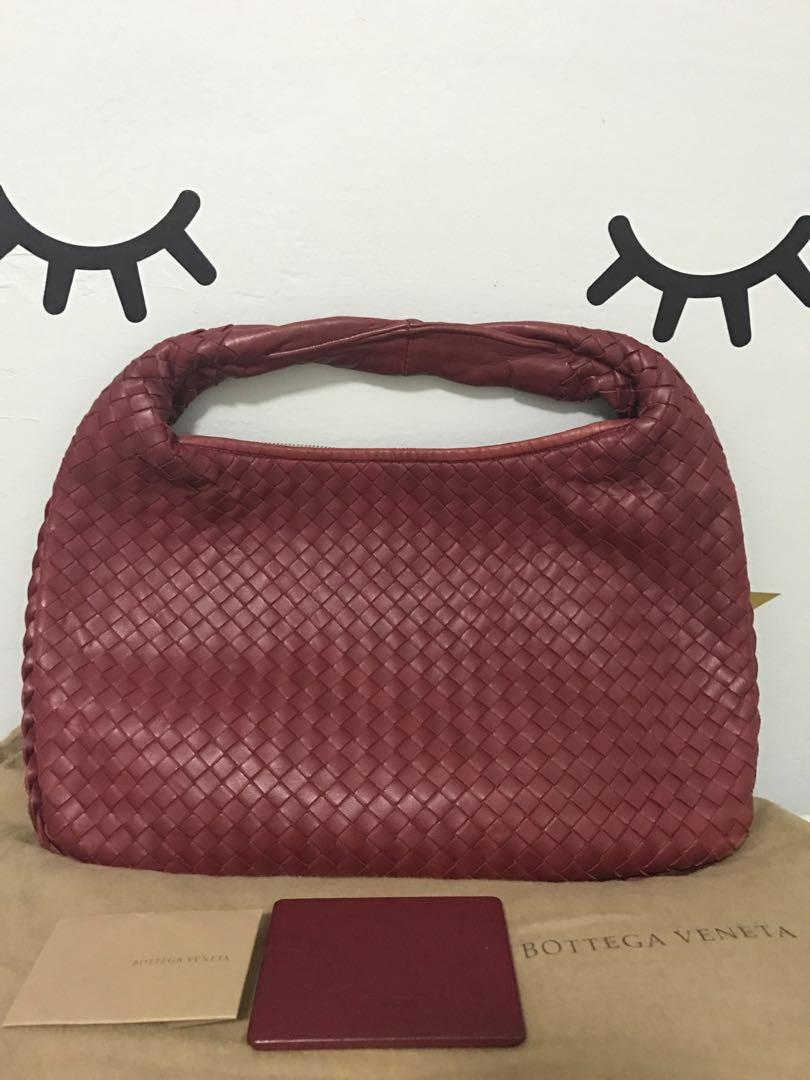 0f7d558a9b1e Bottega Veneta Intrecciato Hobo Bag (medium)