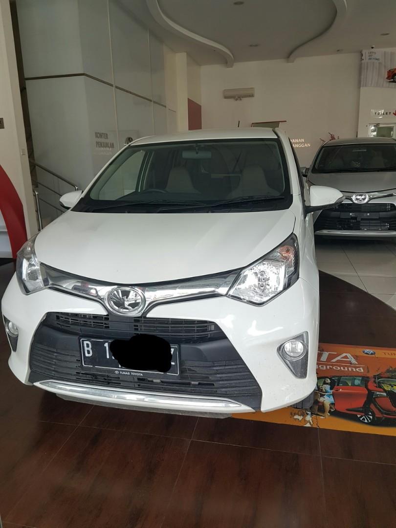 Calya G Manual 2018 Angsuran 2 Jutaan Cars For Sale On Carousell