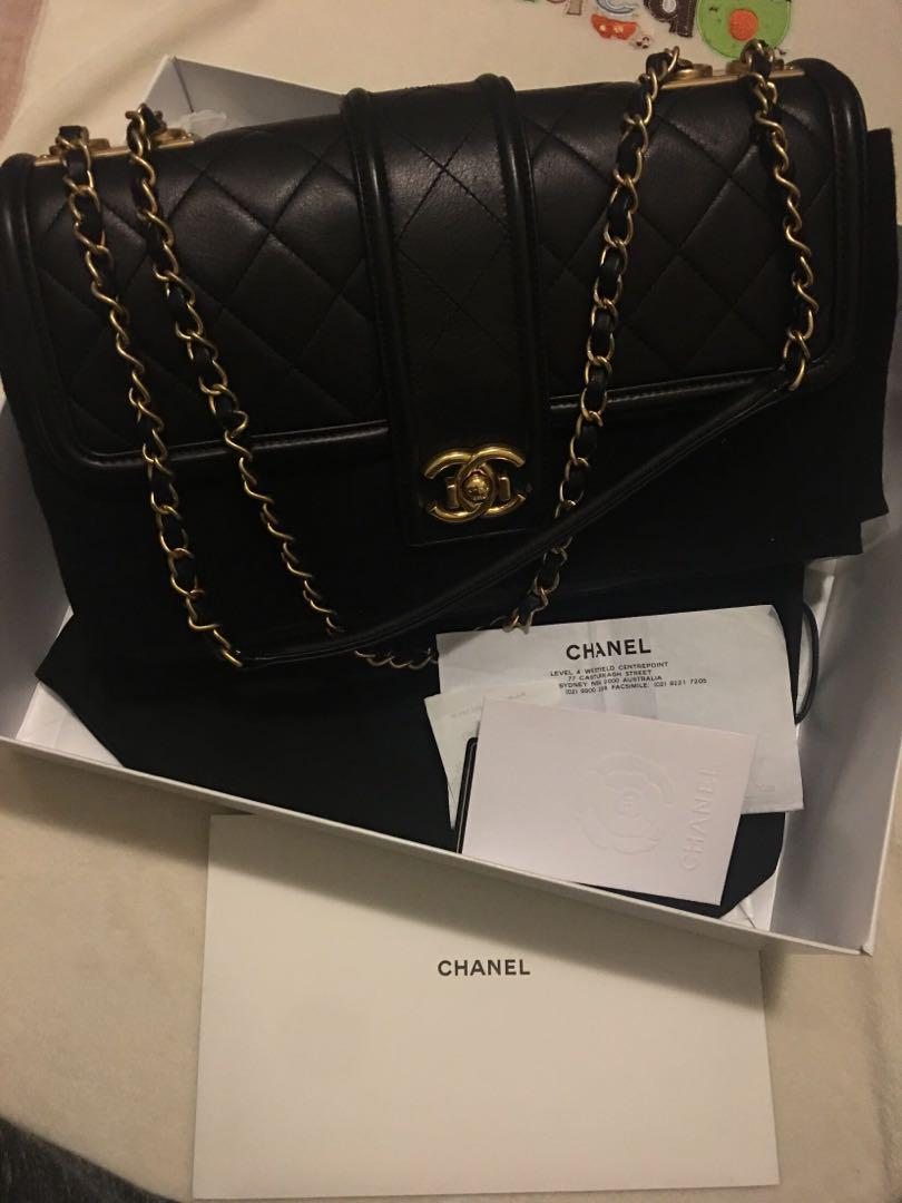 bd7be8a5 Chanel bag, Luxury, Bags & Wallets on Carousell