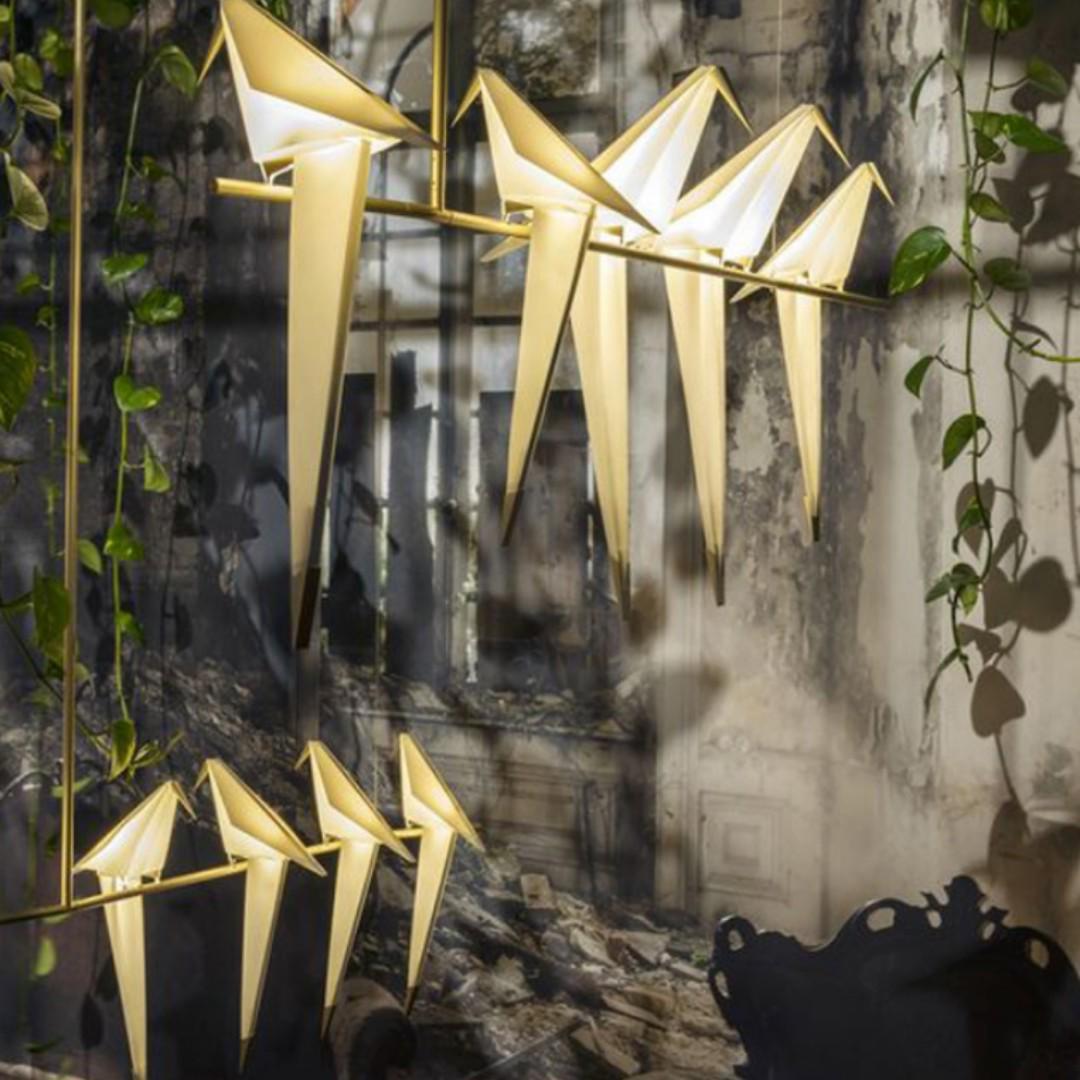 Customised Perch Design light