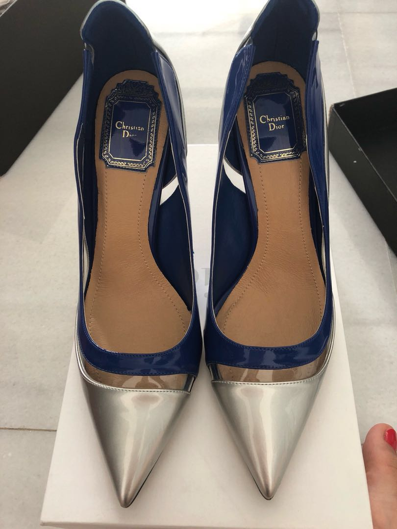 f6c43dea7c Dior heels, Women's Fashion, Shoes, Heels on Carousell