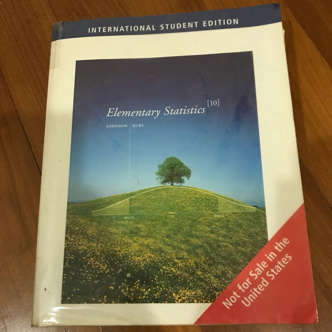 Elementary Statistics 10th Edition Textbook