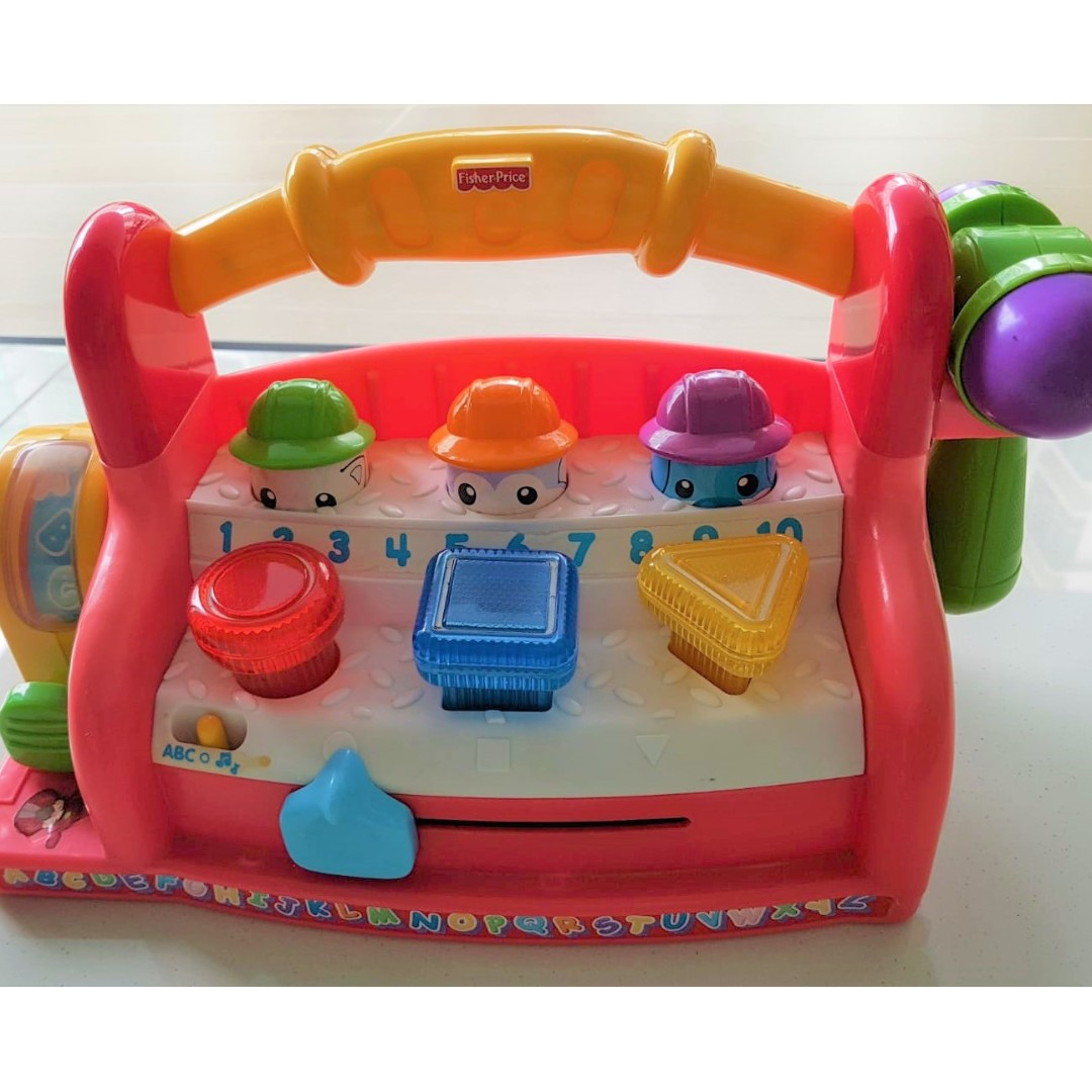 Fisher-price Laugh & Learn Learning Work - Walmart.com