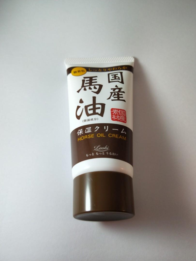 Japan Horse Oil Cream Health Beauty Bath Body On Carousell Dapat 3 Hydro Coco 500ml