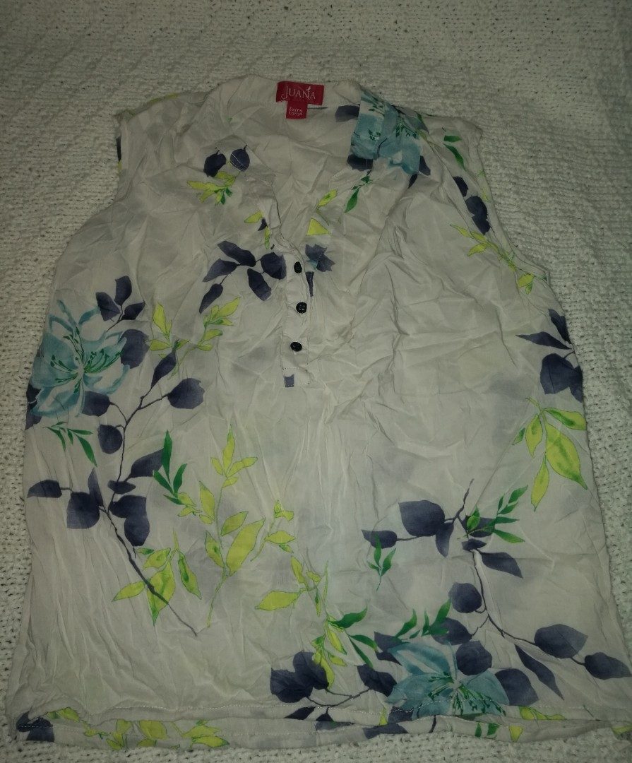 a589d0c7364351 Juana sleeves top