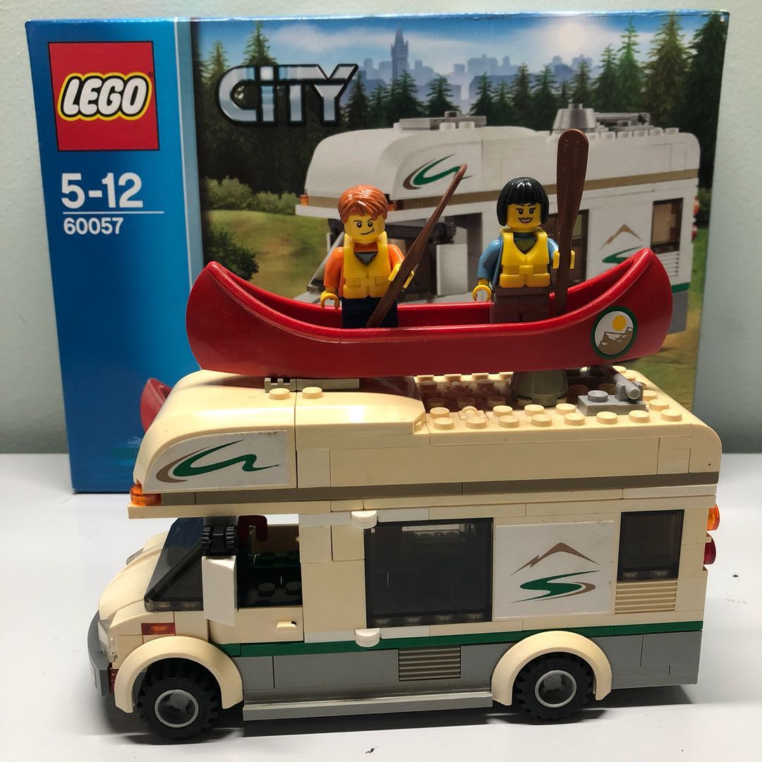 Lego Camper Van Toys Games Toys On Carousell