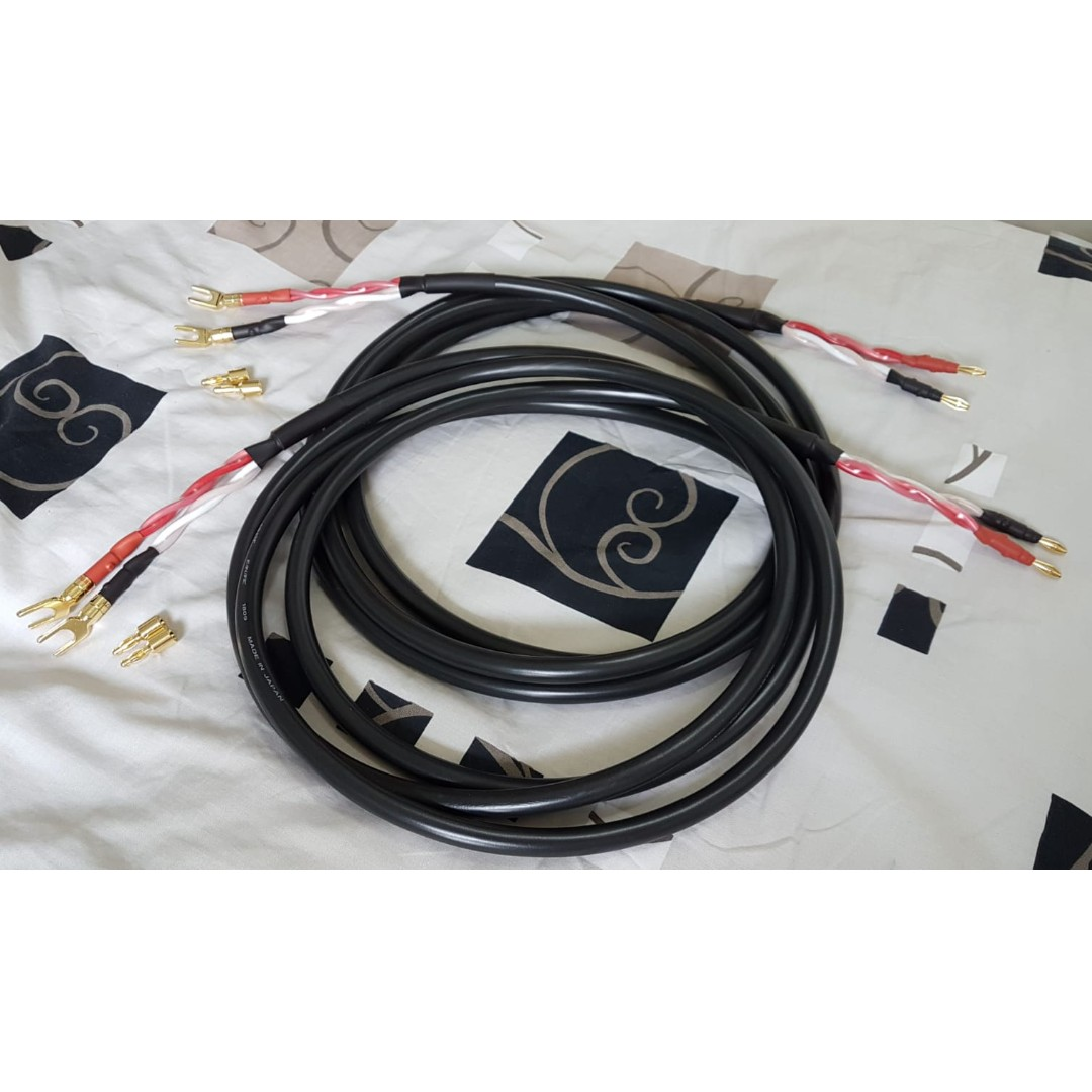 Promo 10OFF CANARE 4S12F 3 METRE SPEAKER CABLE, Electronics, Audio ...