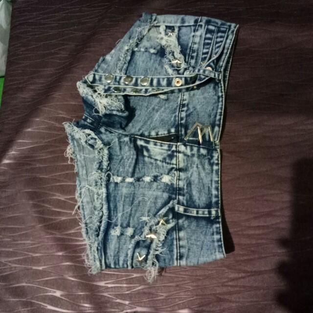 Maong Shorts - Take all for 60 pesos only