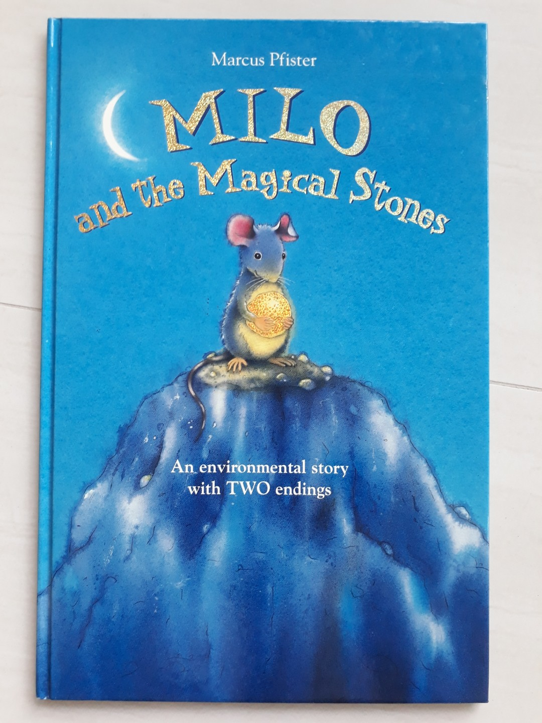 Milo & the Magical Stones, Books & Stationery, Children's Books on Carousell