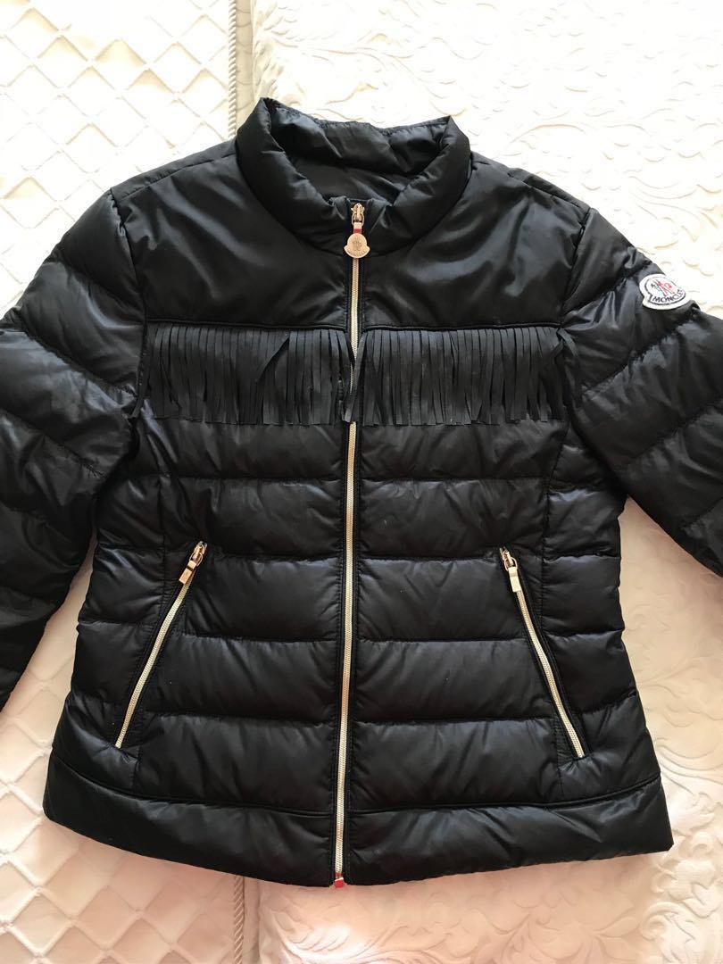 87f1f3a80 Moncler Children s Black Down Jacket