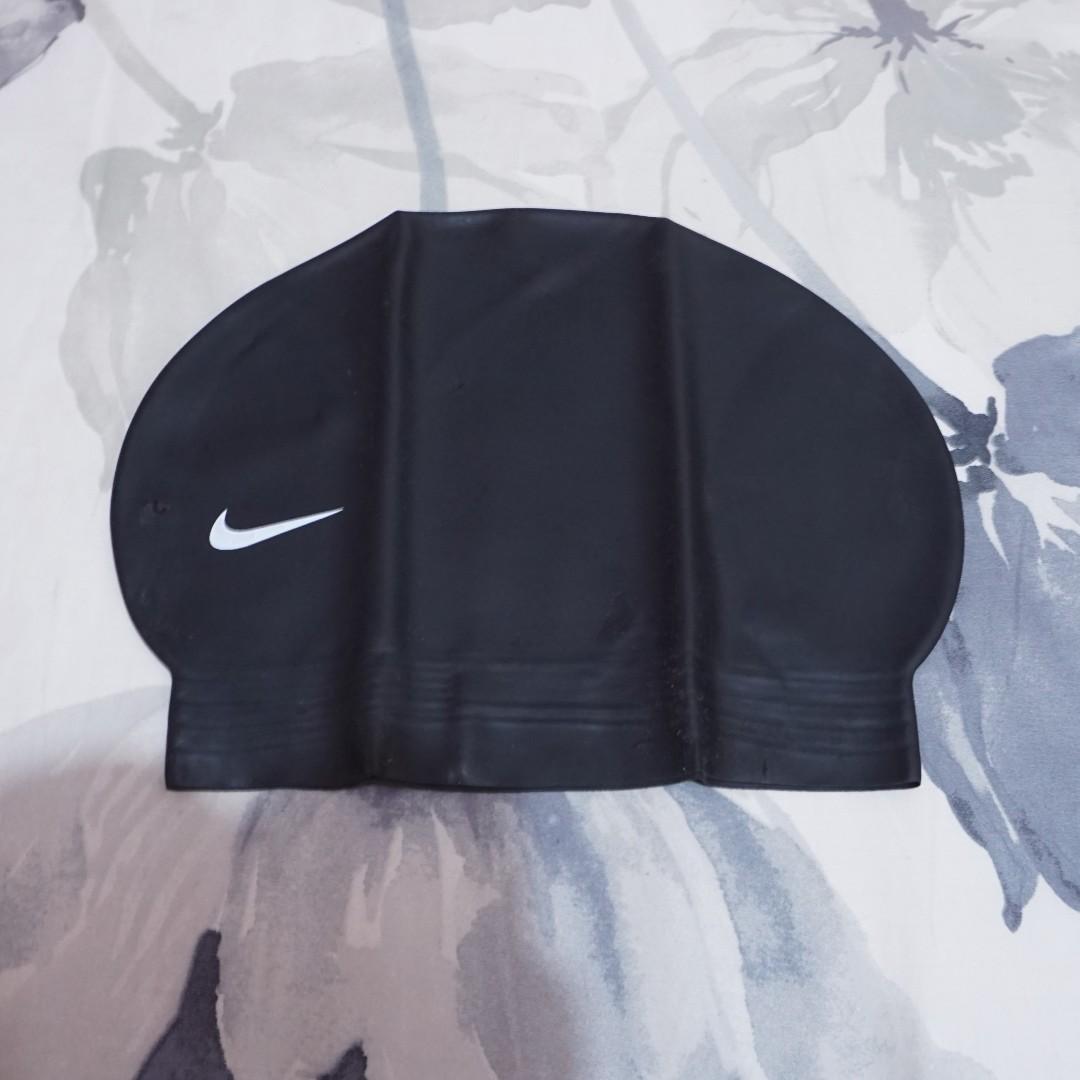 f9f465d7528 Nike Latex Swim Cap, Sports, Athletic & Sports Clothing on Carousell