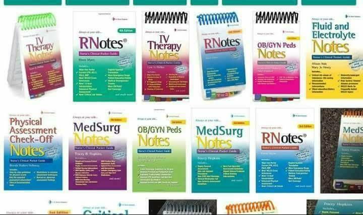 Nurse S Clinical Pocket Guide Series Books Books On Carousell