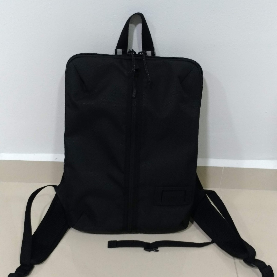 Puma Pace Hooded backpack black 6221b4c30476d