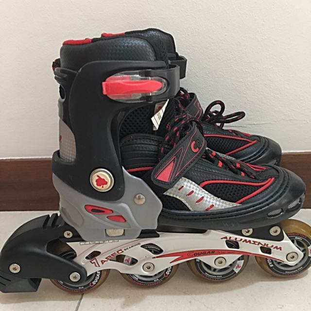 be0ec85123b REDUCED PRICE!!! Cougar Inline Skates, Bicycles & PMDs, Personal ...
