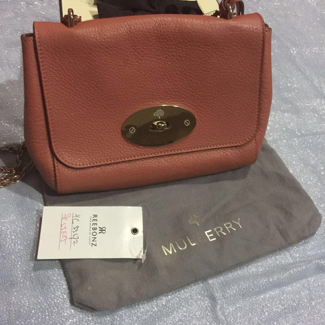 2dd23b59c8 ... france pl authentic mulberry lily medium sling bag luxury bags wallets  sling bags on carousell f73f2