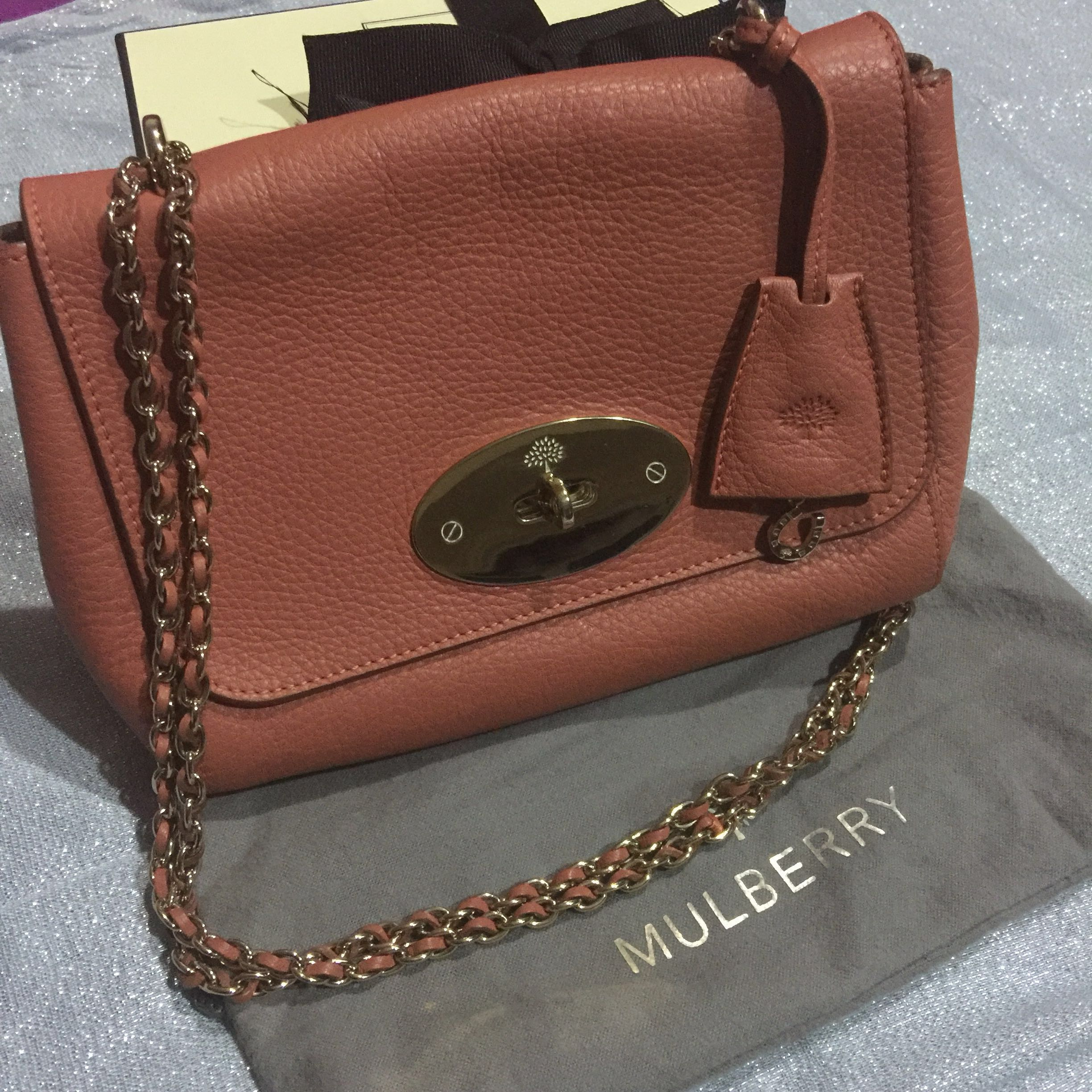 faf43b2a0d ... france pl authentic mulberry lily medium sling bag luxury bags wallets  sling bags on carousell f73f2