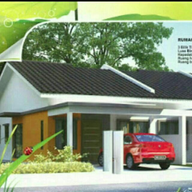 Rumah Teres Setingkat Zero Deposit Salak Tinggi Sepang Selangor Property For On Carou