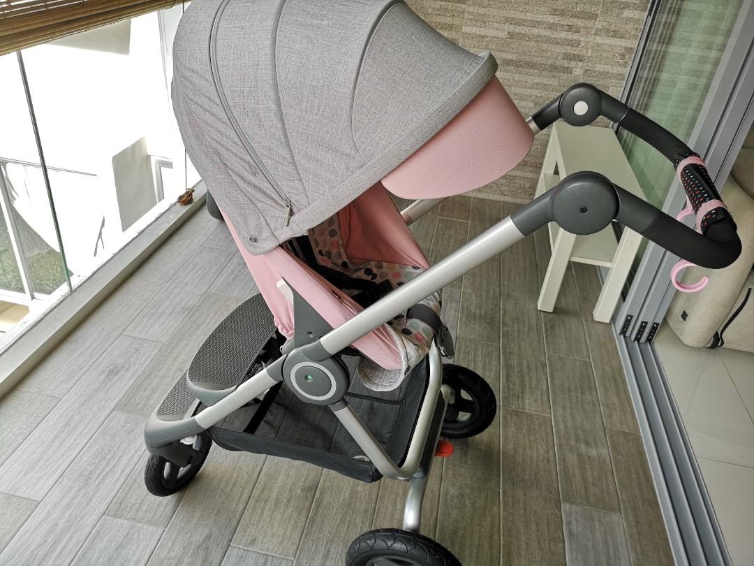 Unike Stokke Scoot V2 Stroller, Babies & Kids, Strollers, Bags RC-83
