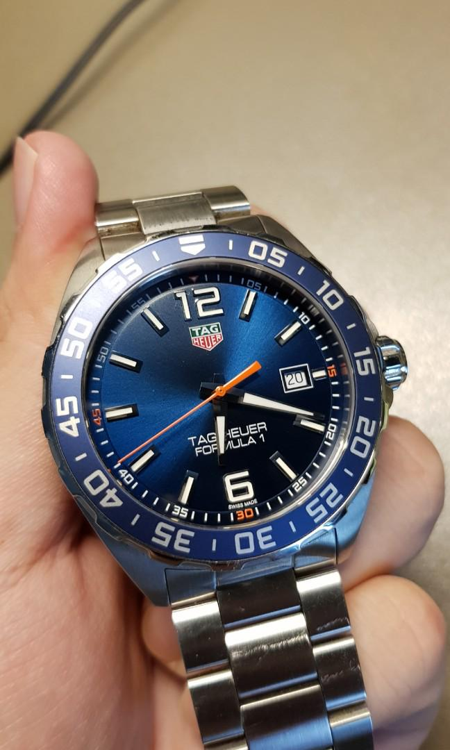 Tag Heuer Formula 1 Luxury Watches On Carousell