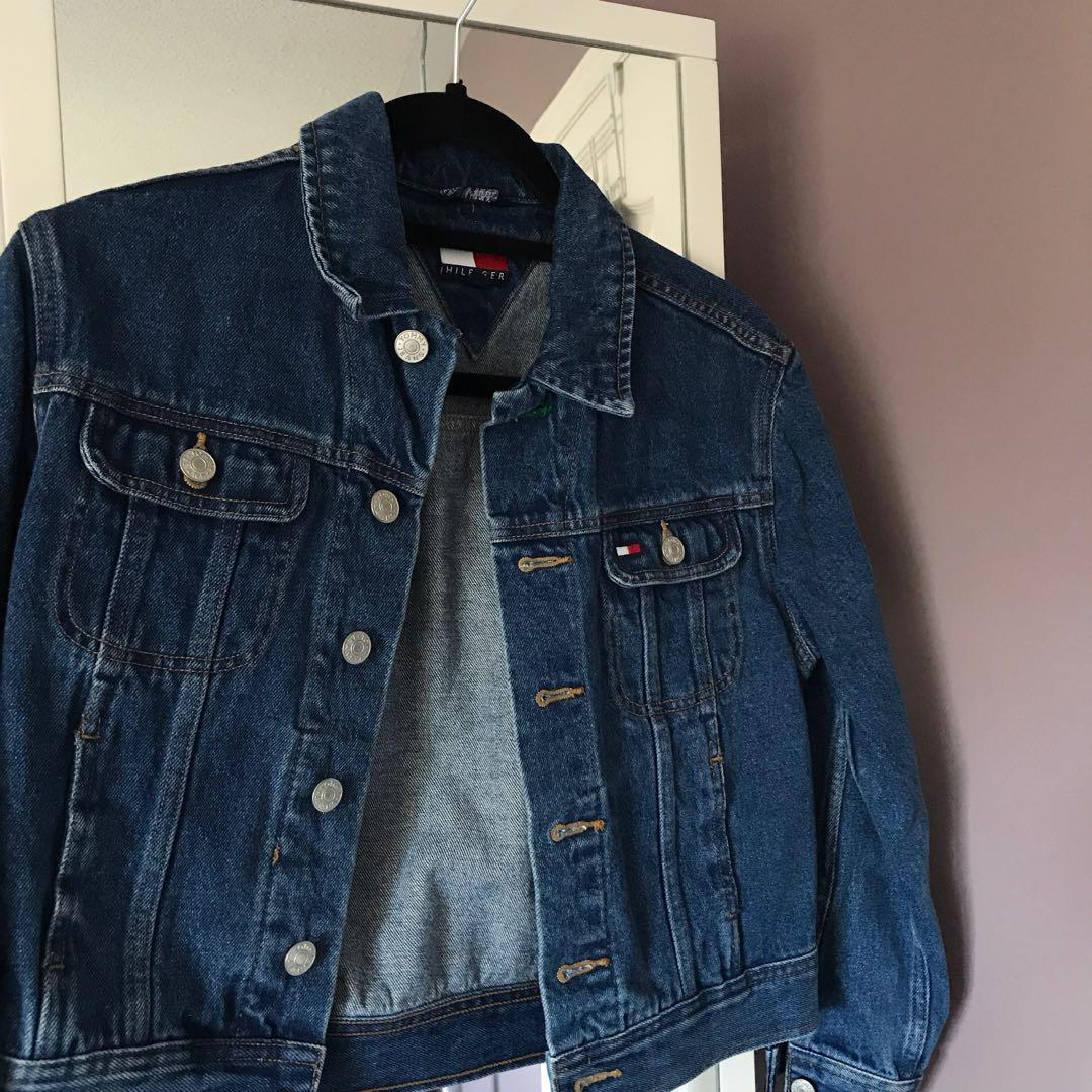 Vintage Tommy Denim Jacket