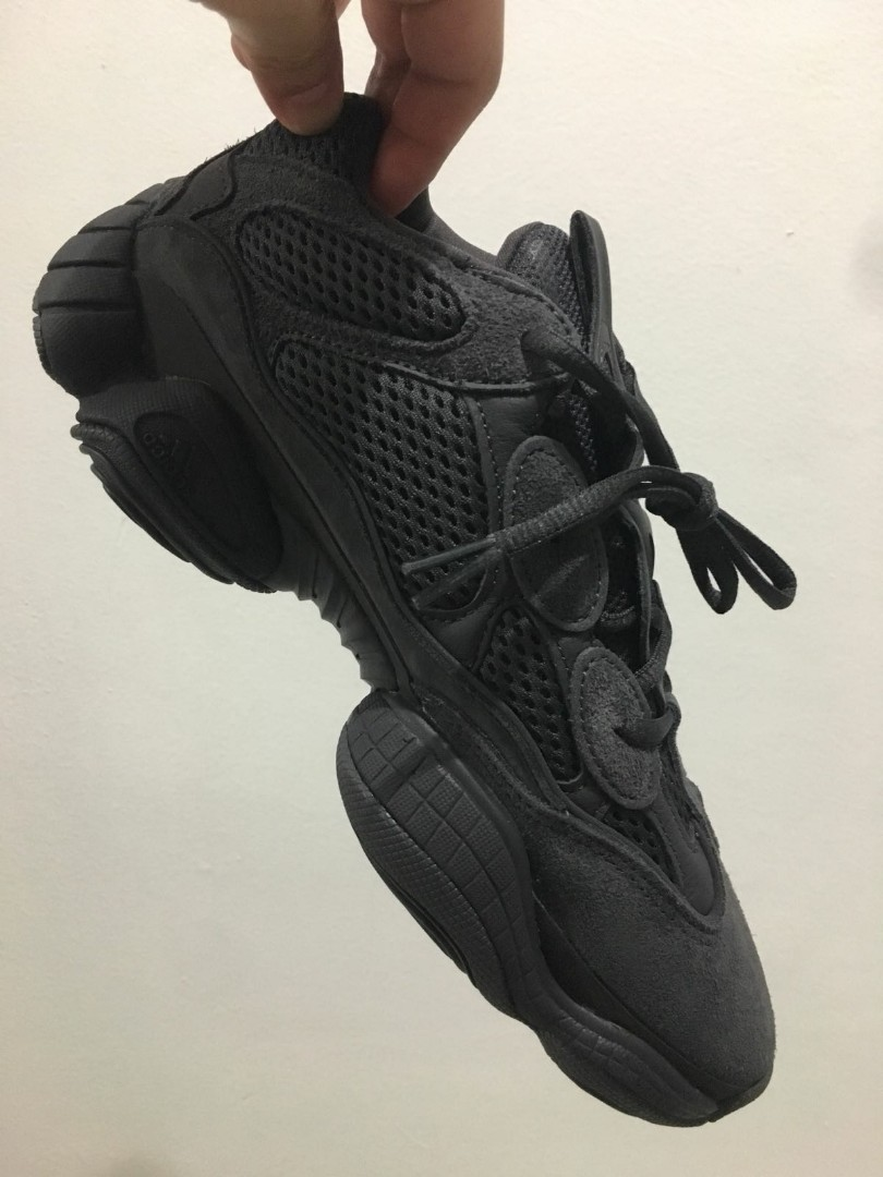 WTS Adidas Yeezy 500 Utility Black a9af7dc5b