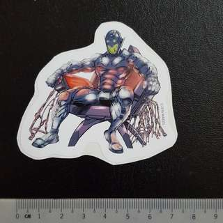 C5 Marvel Ultron Sticker Stickers