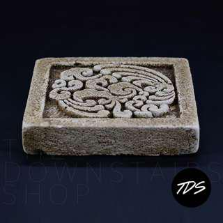⚡️[Instock!] Kendo Chinese Motifs Cement Stand x Coaster