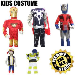 Cosplay superheroes costume