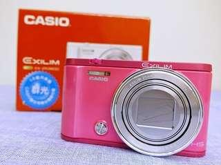 🚚 Casio ZR3600 美肌相機 桃