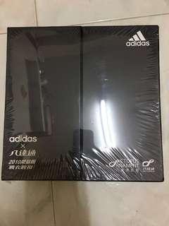 Adidas x 八達通2010限量版戰衣八達通匙扣
