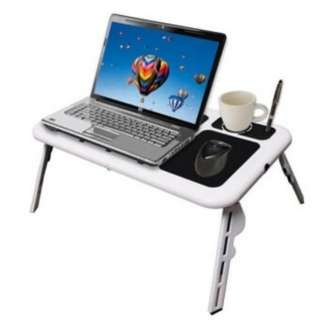 E-table Portable Foldable Laptop Desk