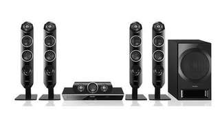 Panasonic SC-BTT430 Full HD 3D Blu-ray Disc Home Theatre System