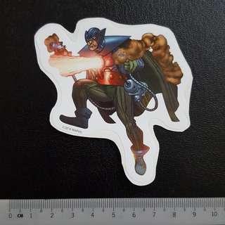C5 Marvel Melter Sticker Stickers