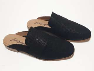 Free People At Ease Loafer Black Size 7