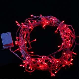 LED Fairy Light Red
