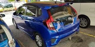 Honda Jazz 1.5 (a) 2014 Shah Alam