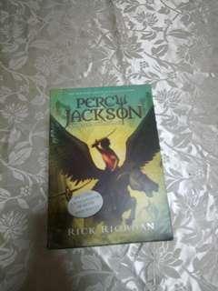 Percy Jackson and the Olympians Boxset