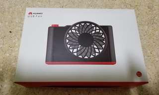 華為 Huawei USB Fan USB 手提 風扇 相機 造型 夏天消暑