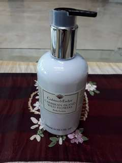 Crabtree & Evelyn Caribbean Body Lotion