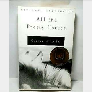 Used l Paperback l All the Pretty Horses by Cormac McCarthy