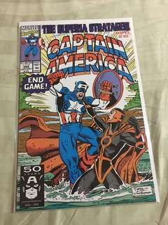 Captain America - The Superia Stratagem Part 6 #caroufinn