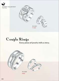 Couple ring / Lovers Collection