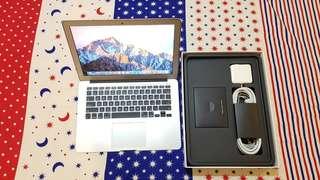 """🚚 2014年 Macbook Air 13"""" 4G/256G 外觀近全新盒裝完整"""