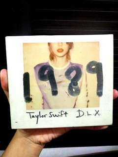 1989 Album (Taylor Swift)