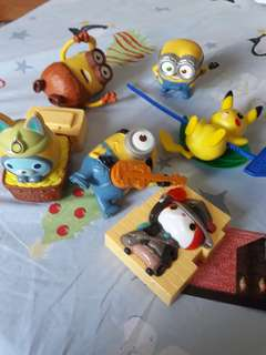 Mcdo Happy Meal Toys