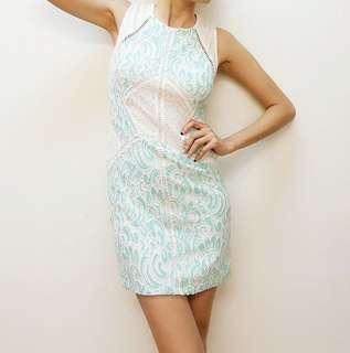 Elegant and eye catching designer dress