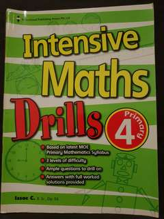 (4 for $10) primary 4 math