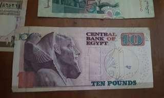 10 pounds of Egypt